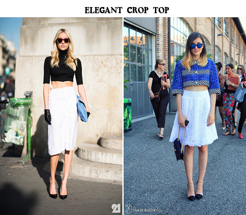 Hege Aurelie Badendyck, street style crop top, styling crop top, crop top inspiration