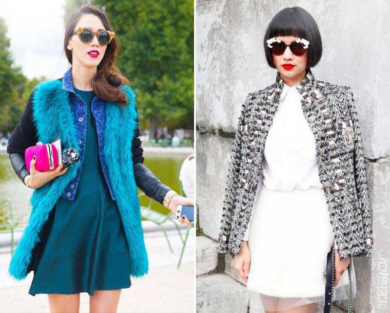 embellished sunglasses, statement sunglasses, diana enciu style
