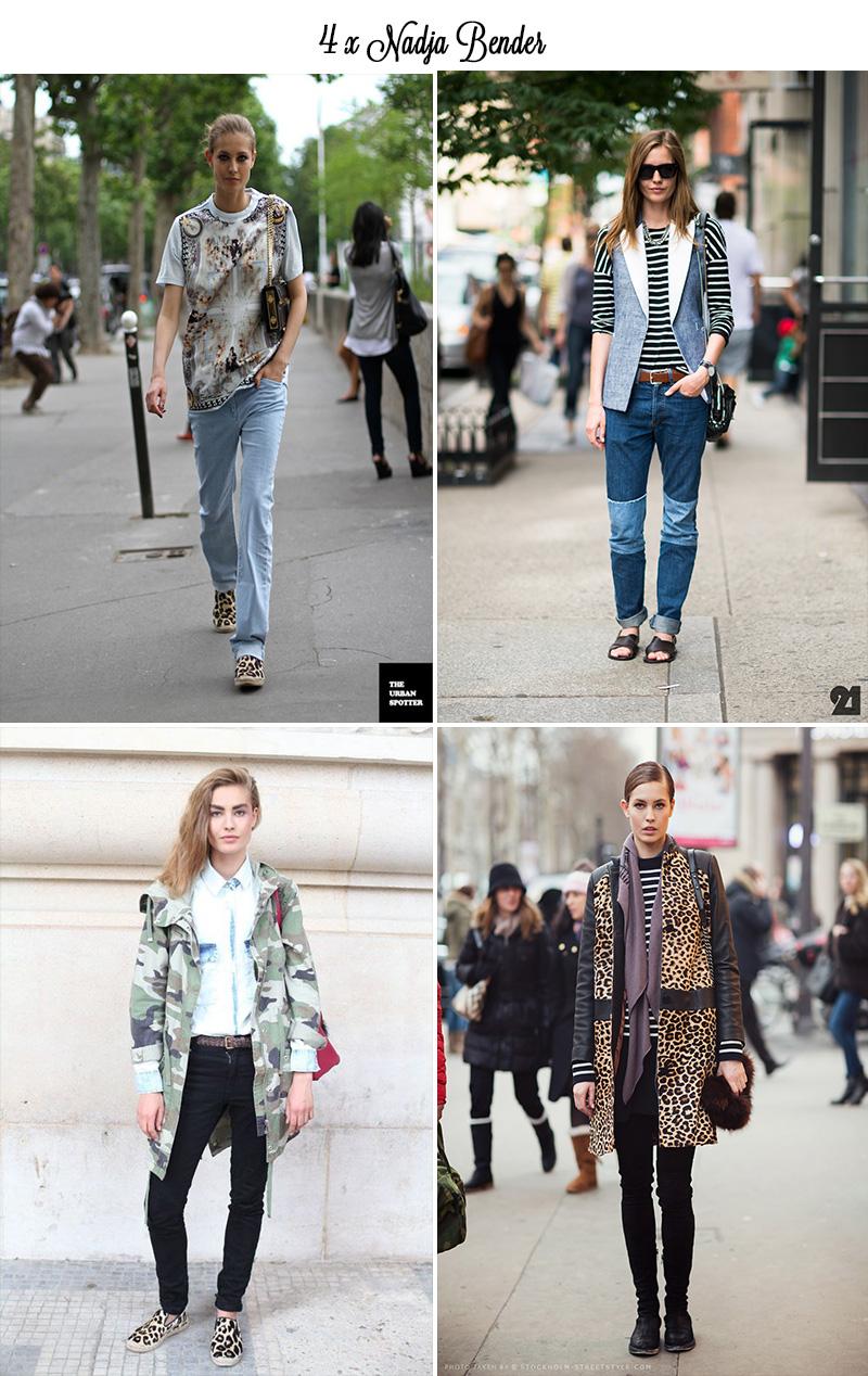 nadja bender style, nadja bender street style, nadja bender outfit