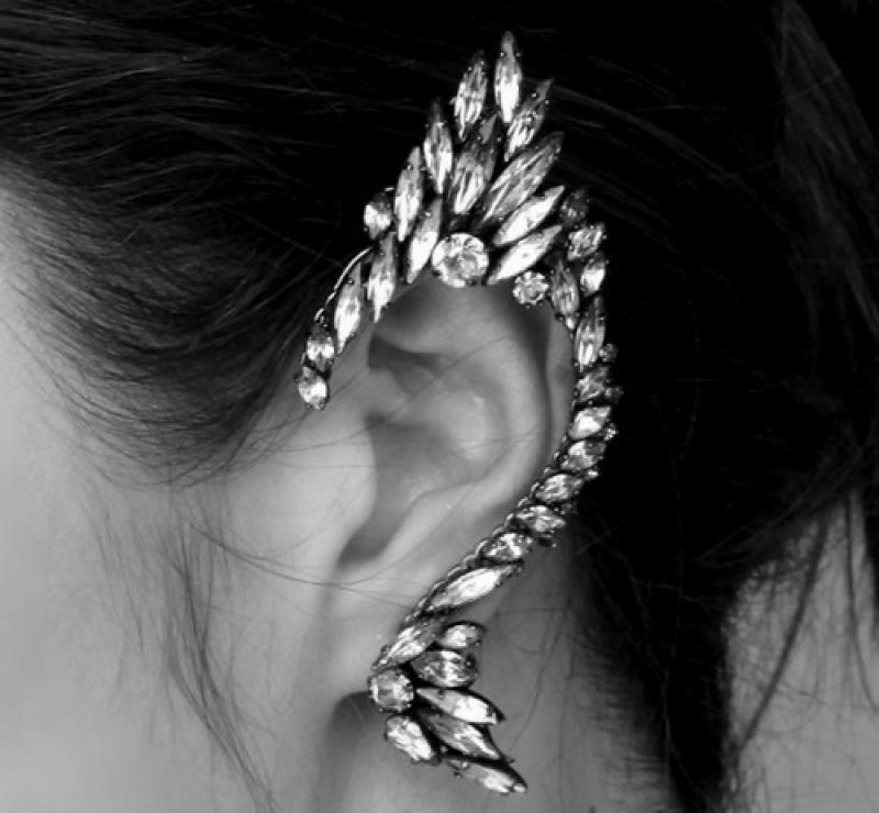 ear cuff trend, ear cuffs, ear cuff style, ear cuff inspiration (11)