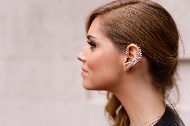 ear cuff trend, ear cuffs, ear cuff style, ear cuff inspiration (10)