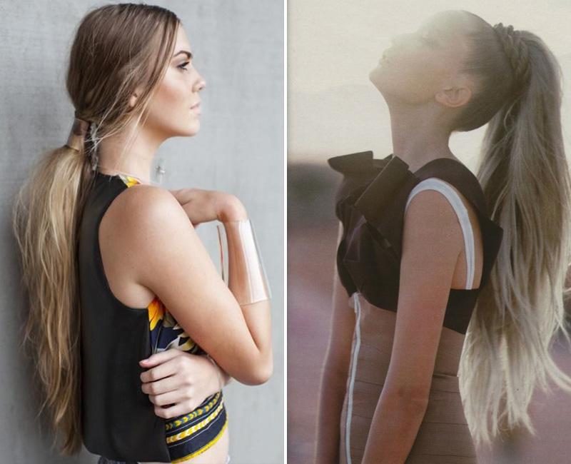 ponytails fashion, ponytails style, ponytails hairstyles (54)