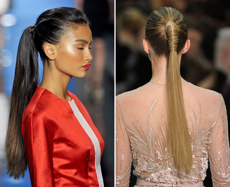 ponytails fashion, ponytails style, ponytails hairstyles (53)