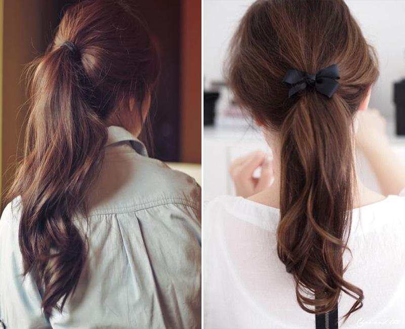 ponytails fashion, ponytails style, ponytails hairstyles (50)
