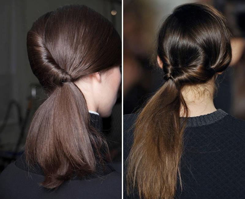 ponytails fashion, ponytails style, ponytails hairstyles (45)