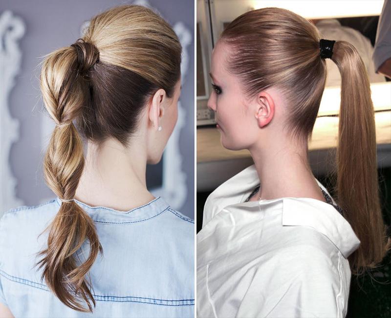 ponytails fashion, ponytails style, ponytails hairstyles (37)