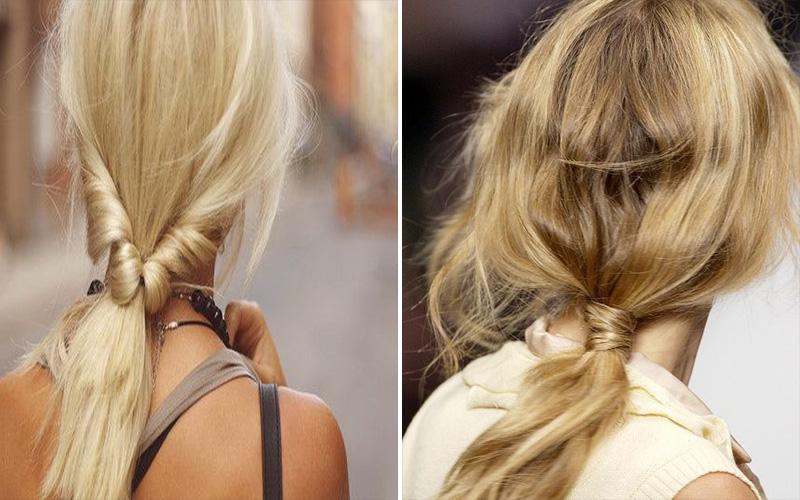 ponytails fashion, ponytails style, ponytails hairstyles (36)