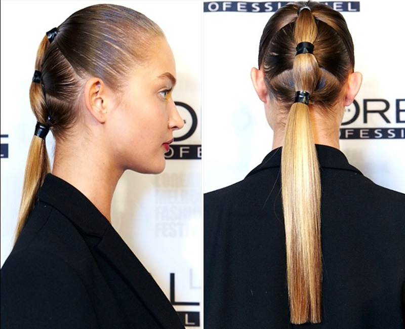ponytails fashion, ponytails style, ponytails hairstyles (34)
