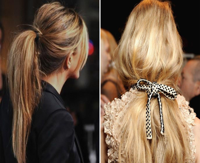ponytails fashion, ponytails style, ponytails hairstyles (32)