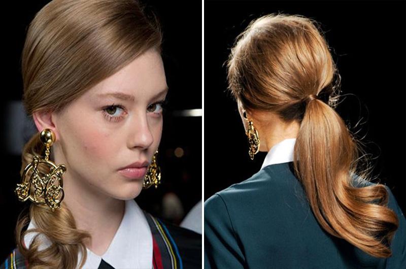 ponytails fashion, ponytails style, ponytails hairstyles (27)