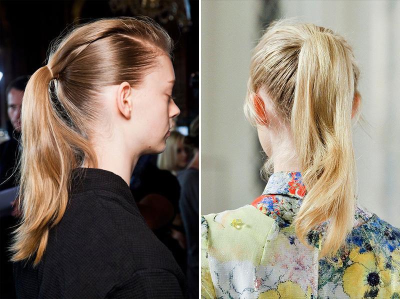ponytails fashion, ponytails style, ponytails hairstyles (61)