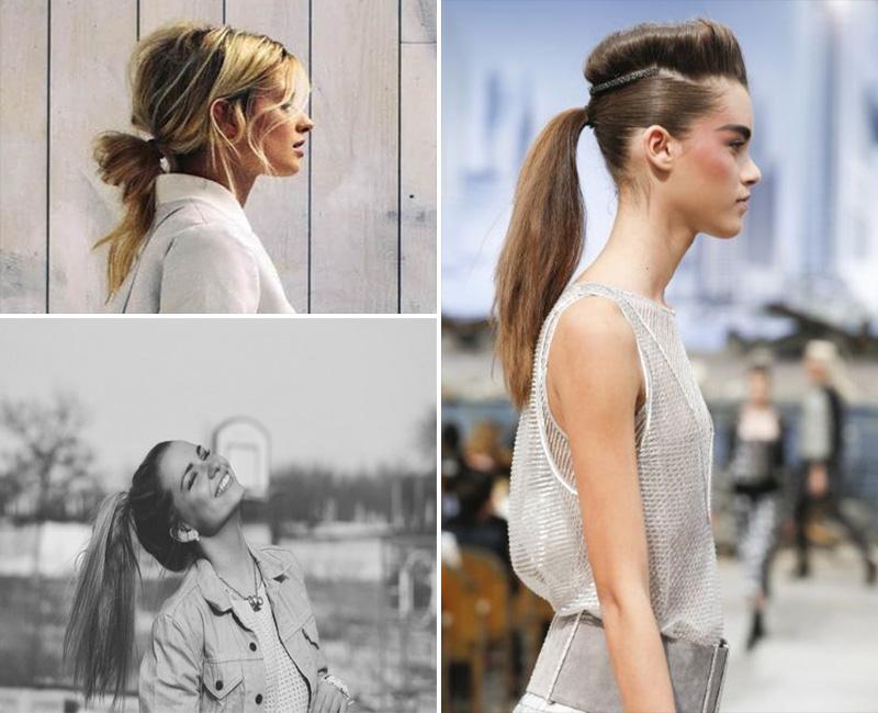 ponytails fashion, ponytails style, ponytails hairstyles (23)