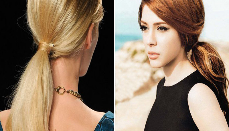 ponytails fashion, ponytails style, ponytails hairstyles (21)
