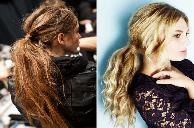 ponytails fashion, ponytails style, ponytails hairstyles (17)