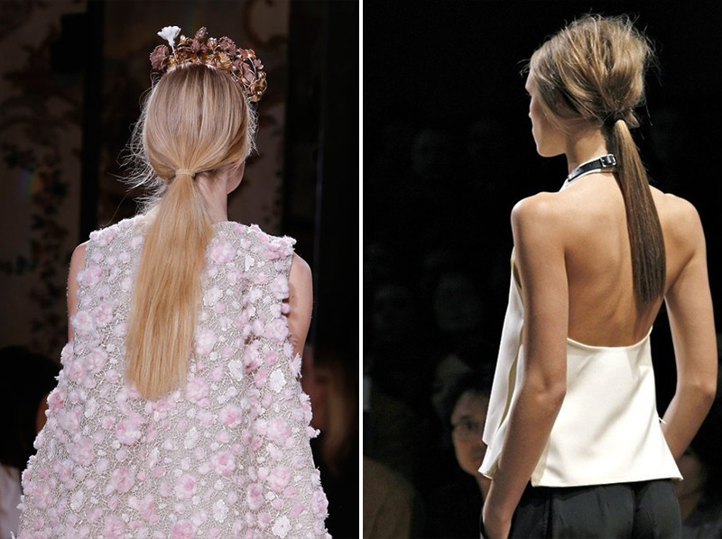 ponytails fashion, ponytails style, ponytails hairstyles (60)