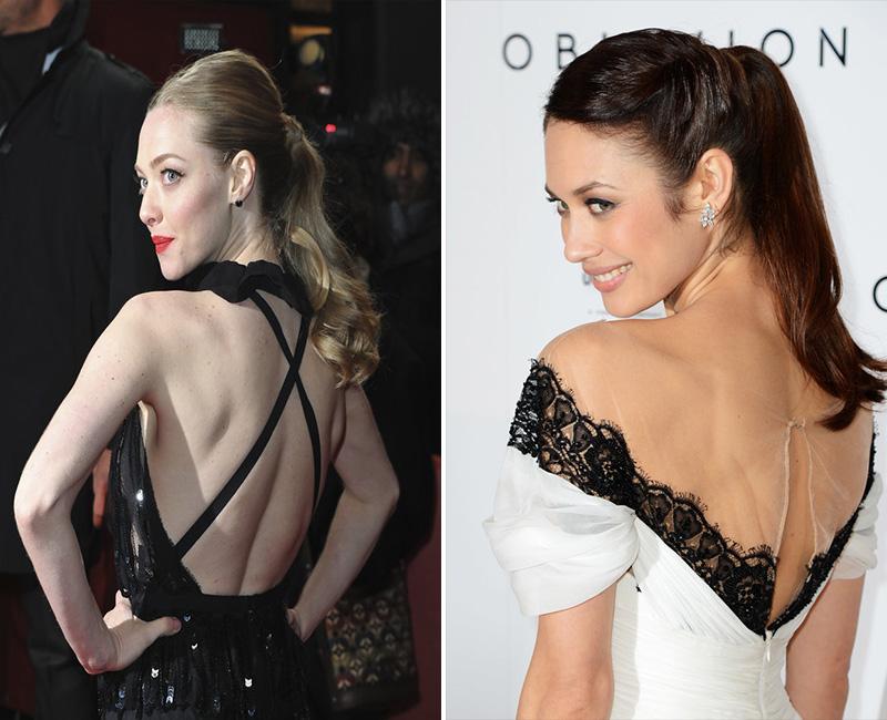 ponytails fashion, ponytails style, ponytails hairstyles (10)
