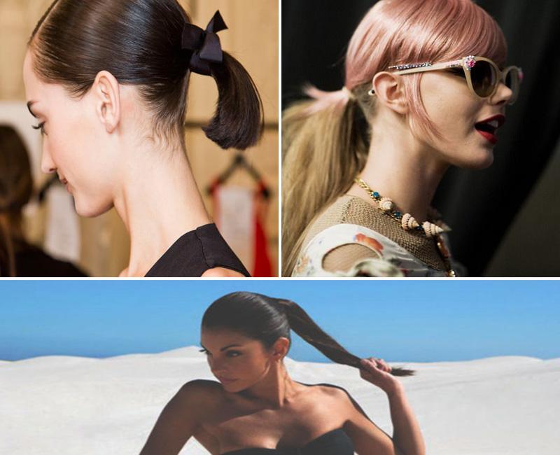ponytails fashion, ponytails style, ponytails hairstyles (9)