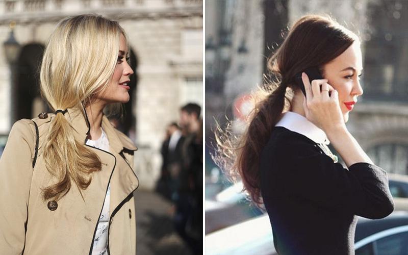 ponytails fashion, ponytails style, ponytails hairstyles (58)