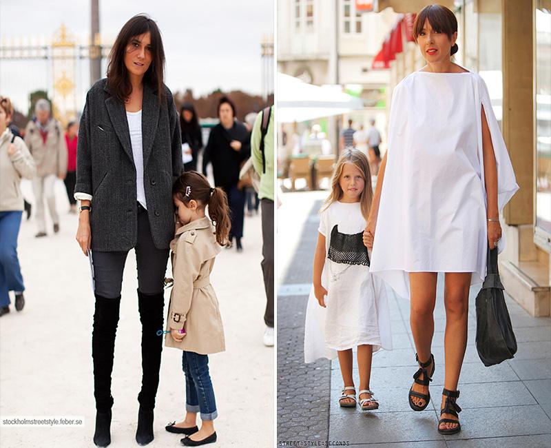 emanuelle alt style, emanuelle alt daughter