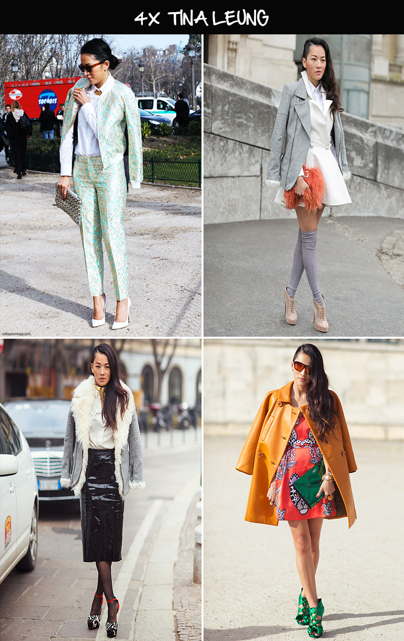 tina leung, tina leung style, tina leung street style