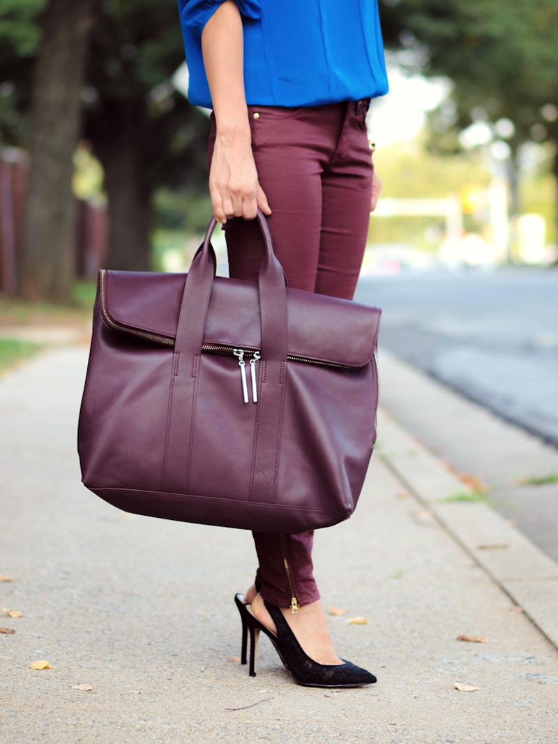 burgundy trend, burgundy outfits, burgundy fashion, burgundy inspiration (4)