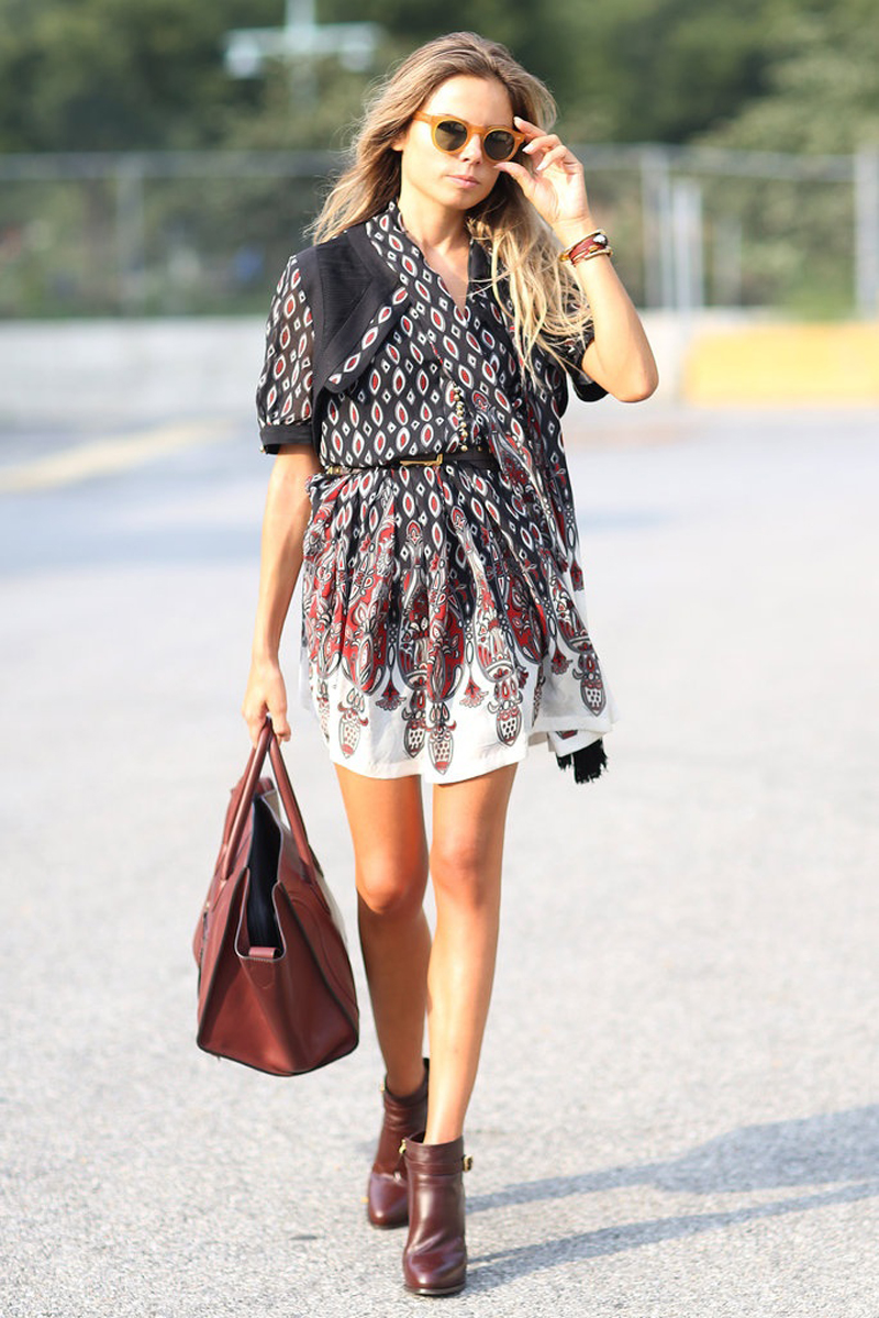 burgundy trend, burgundy outfits, burgundy fashion, burgundy inspiration (21)