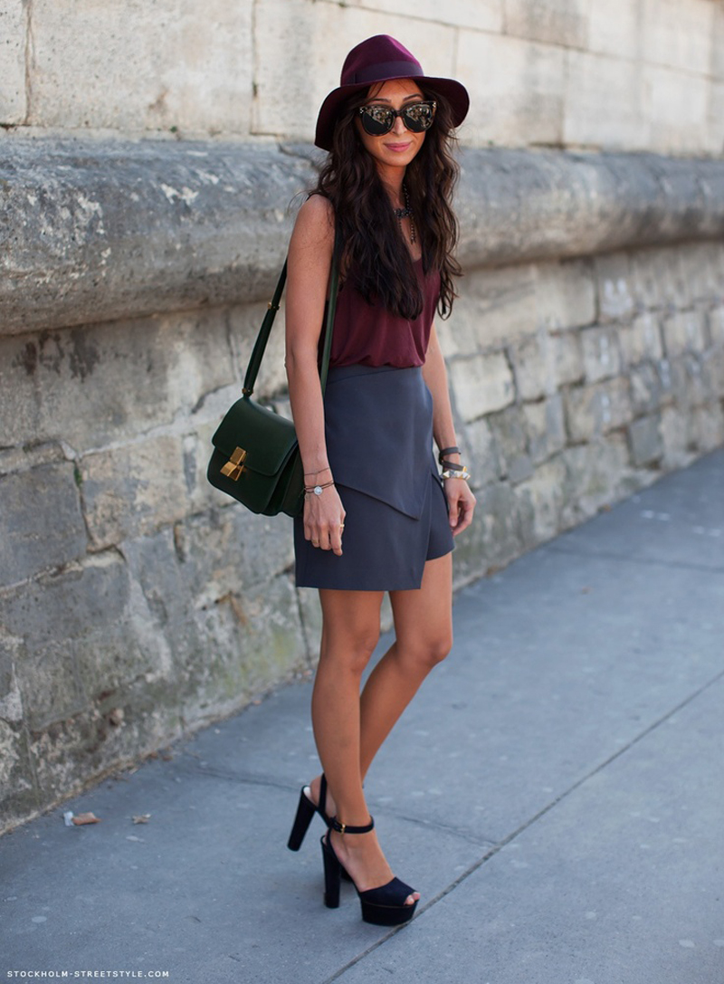 burgundy trend, burgundy outfits, burgundy fashion, burgundy inspiration (17)