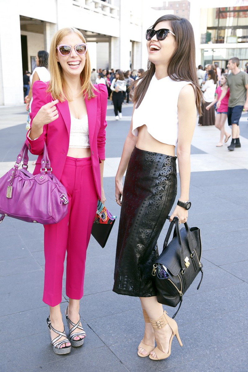 Nyfw Ss14 3 Chic Obsession