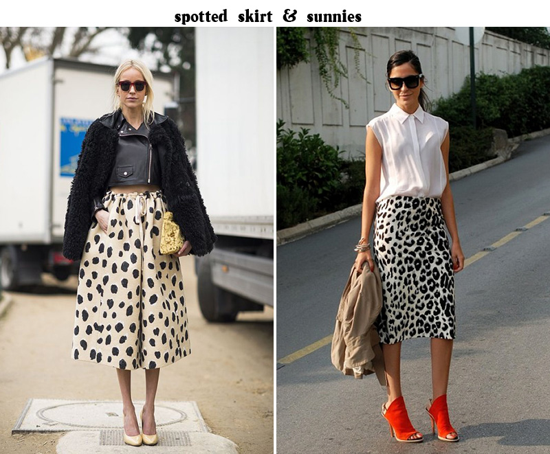 leo skirt inspiration, leopard inspiration,