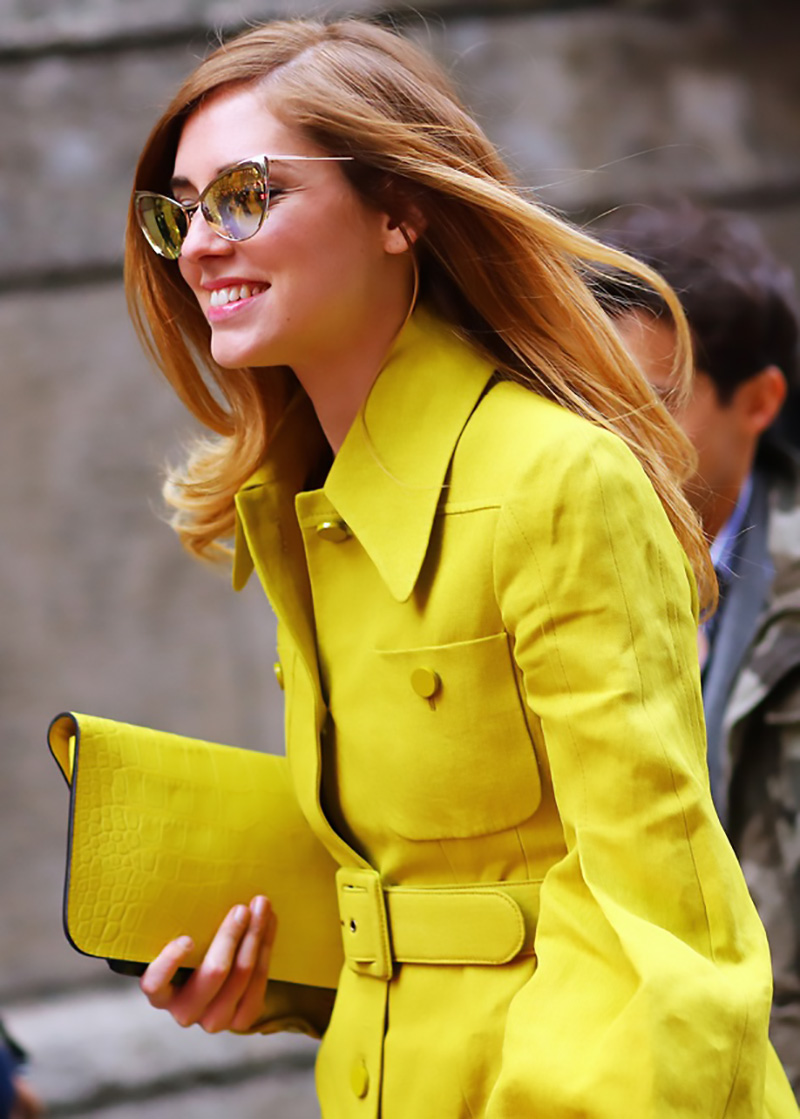 yellow outfit ideas, yellow street style, yellow street style (4)