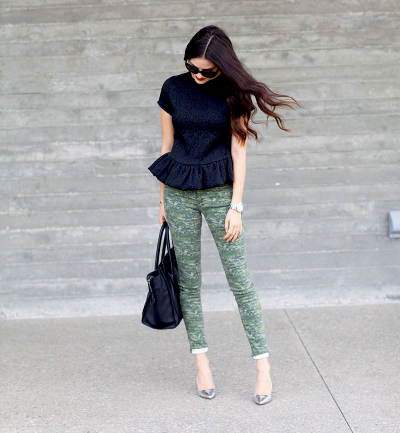 camo trend, camo inspiration, camo street style (44)