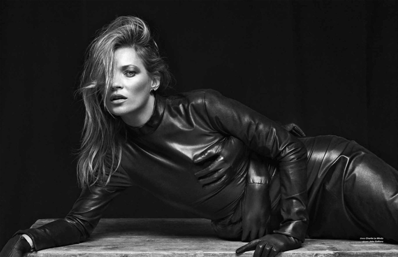 kate moss editorials, kate moss zoo (2)