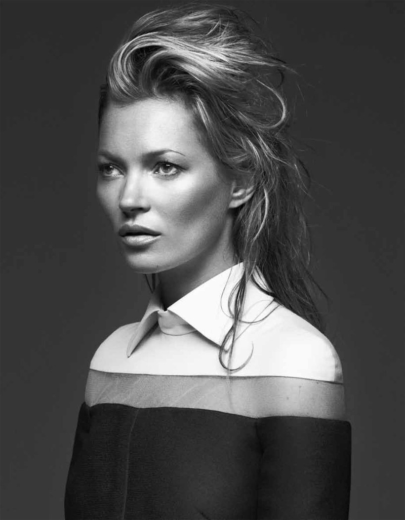 kate moss editorials, kate moss zoo (7)