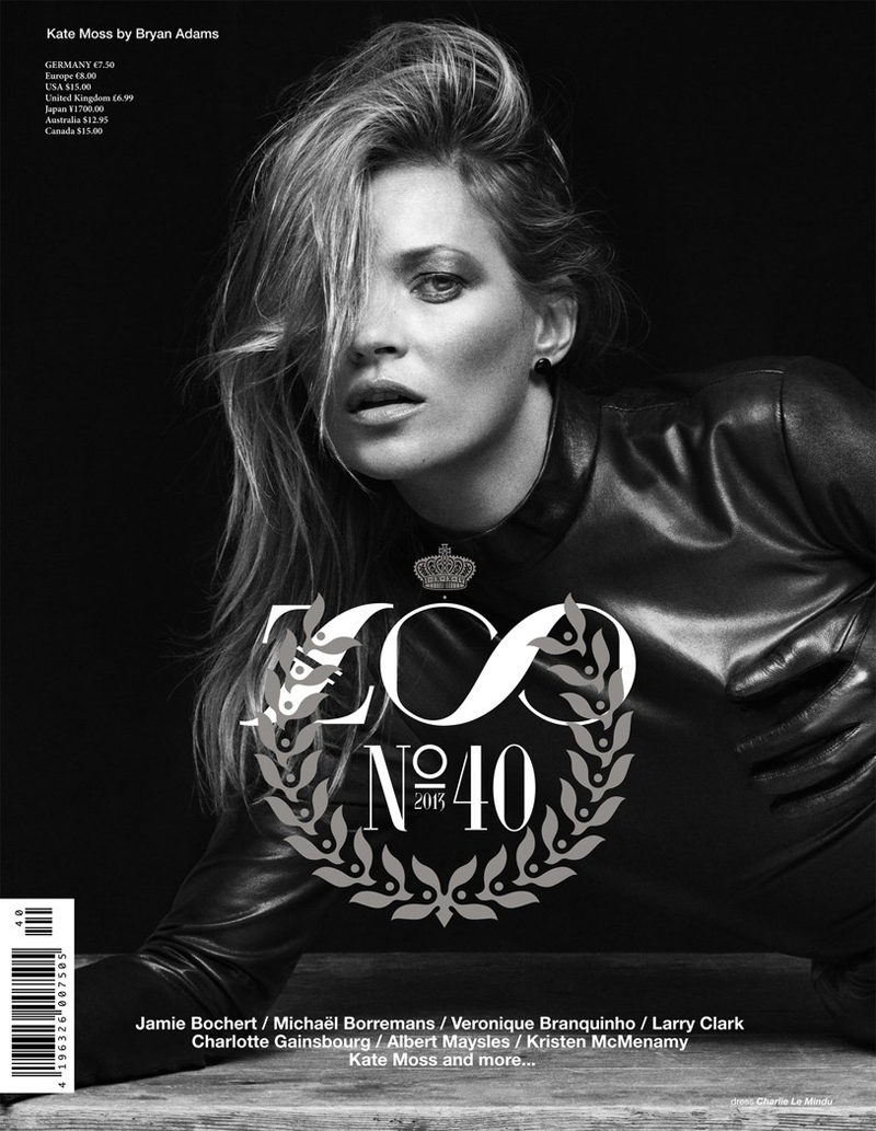 kate moss editorials, kate moss zoo (5)