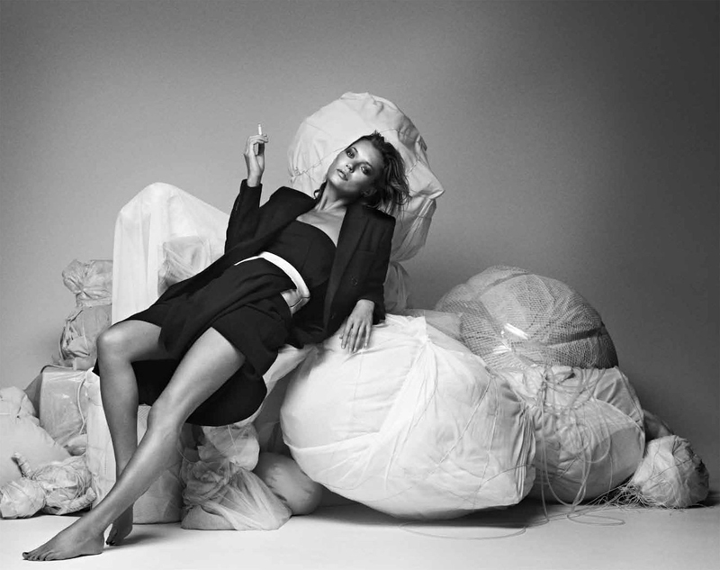 kate moss editorials, kate moss zoo (4)