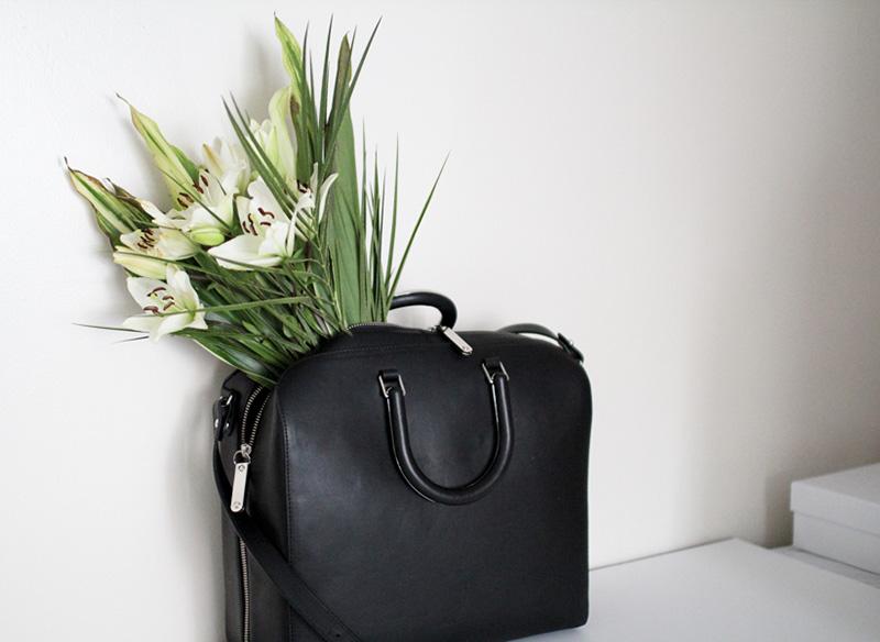 jolies du jour || BAGS AS DECOR