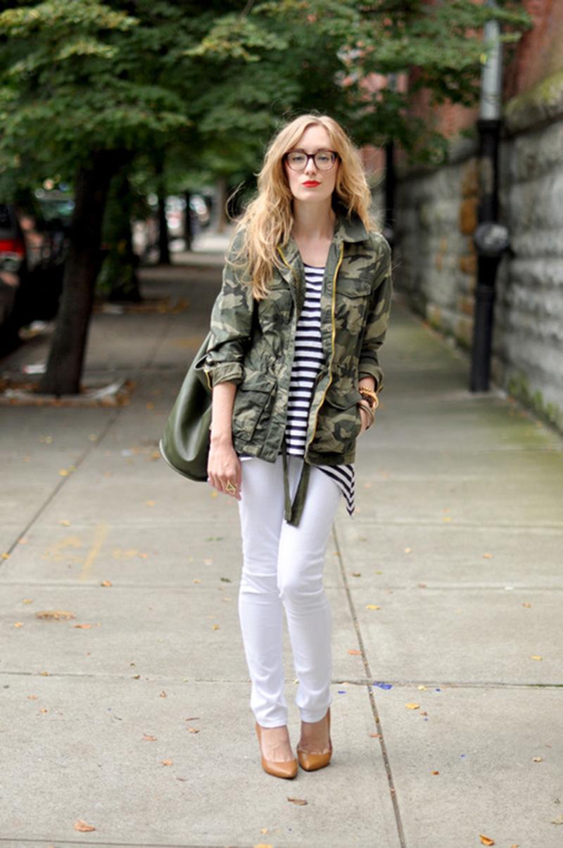 camo trend, camo inspiration, camo street style (8)