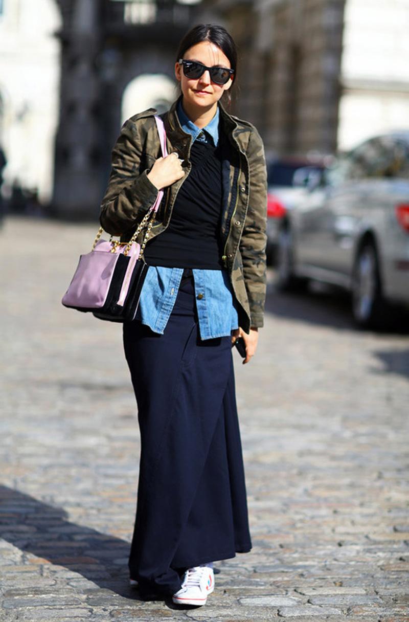 camo trend, camo inspiration, camo street style (2)