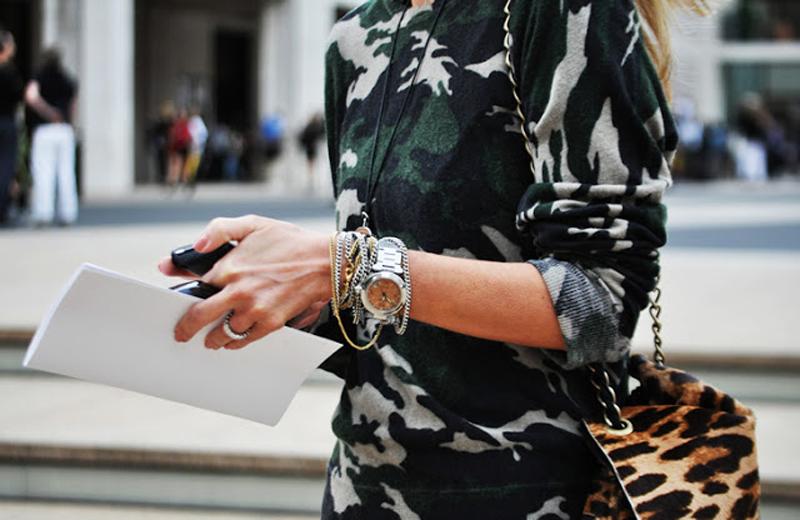 camo trend, camo inspiration, camo street style (39)