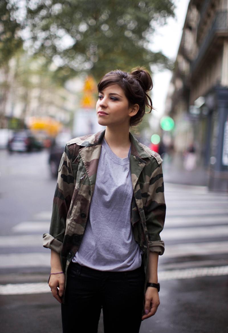 camo trend, camo inspiration, camo street style (37)
