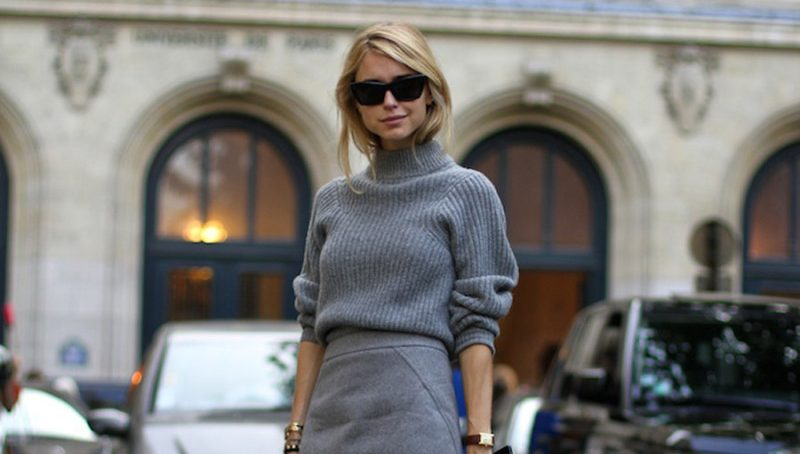 How To Wear Turtlenecks