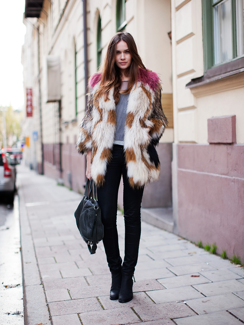 colorful furs, colorful fur coat, fur coat trend (28)