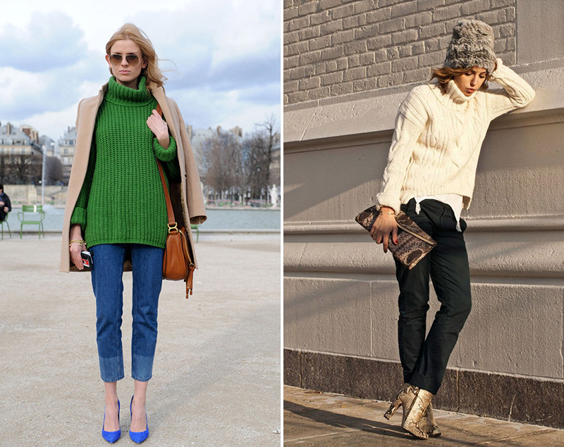 turtleneck trend, turtlenecks street style, turtleneck fashion (1)