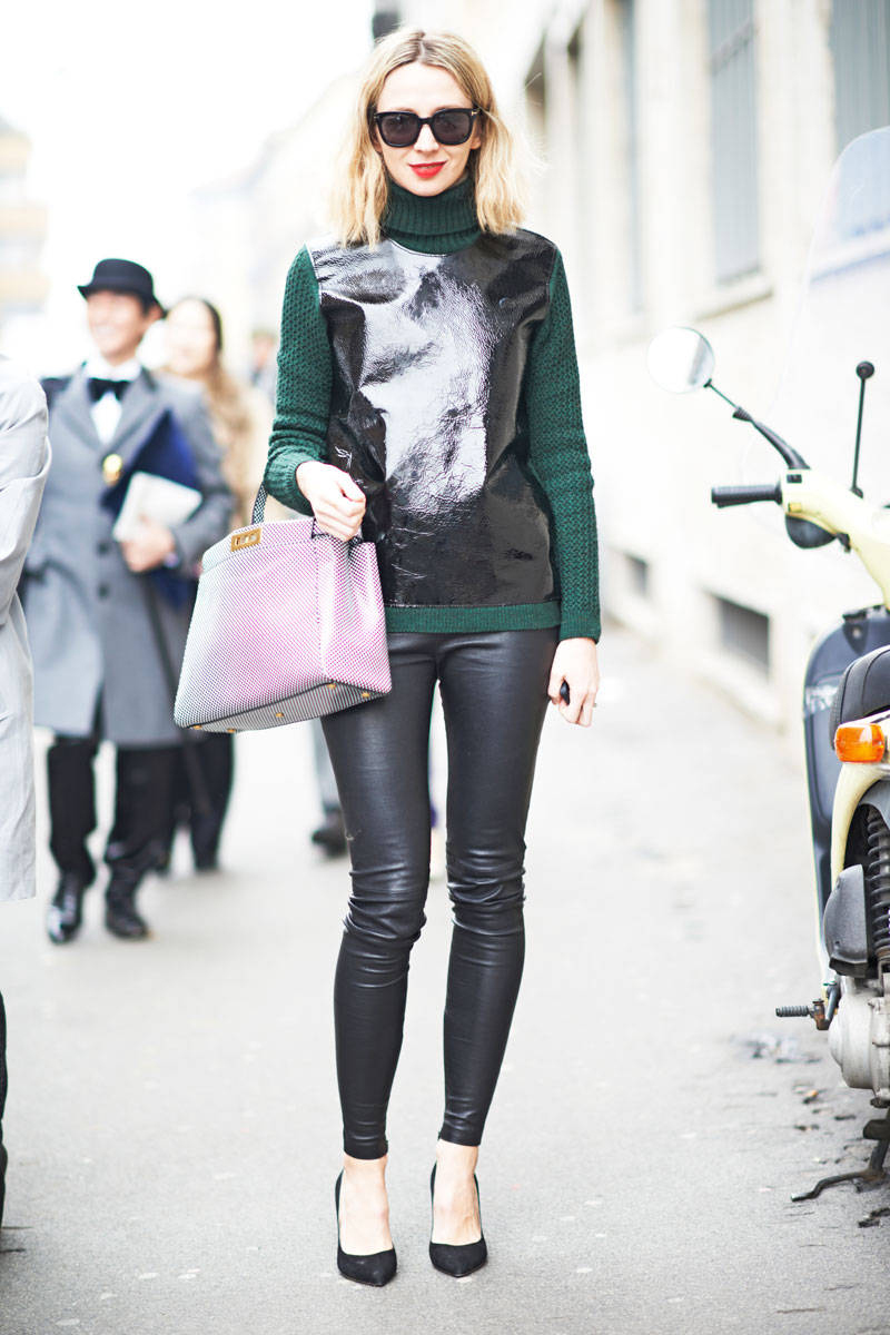 turtleneck trend, turtlenecks street style, turtleneck fashion (3)