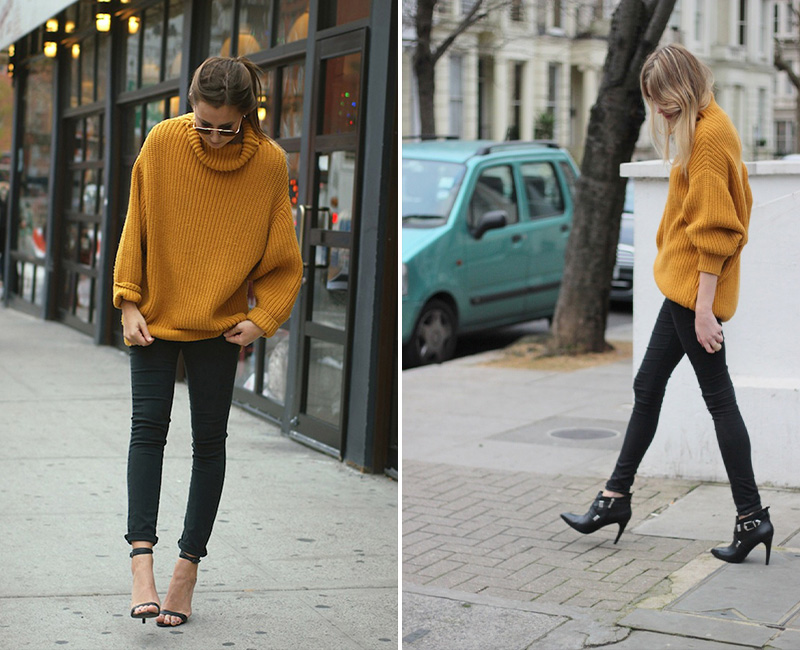 turtleneck trend, turtlenecks street style, turtleneck fashion (23)