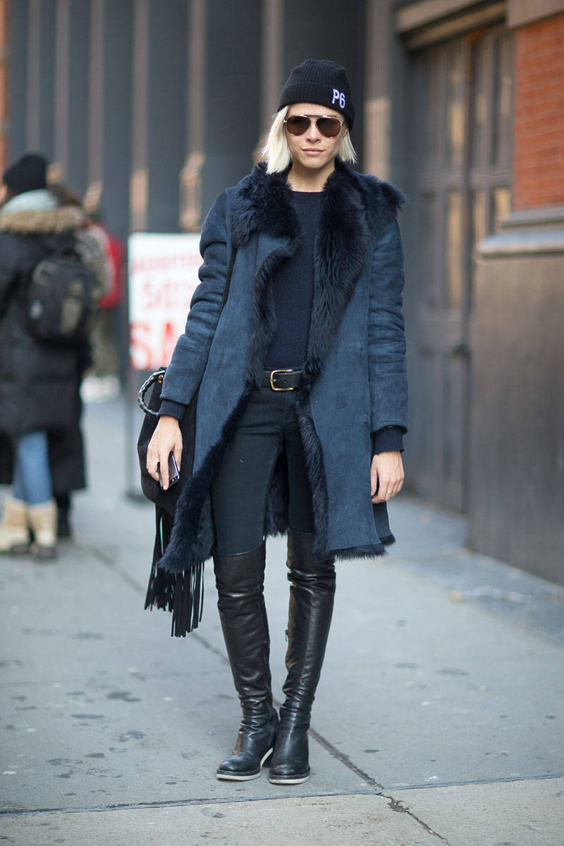 nyfw, fashion week aw14, fashion week street style, nyfw street style (10)