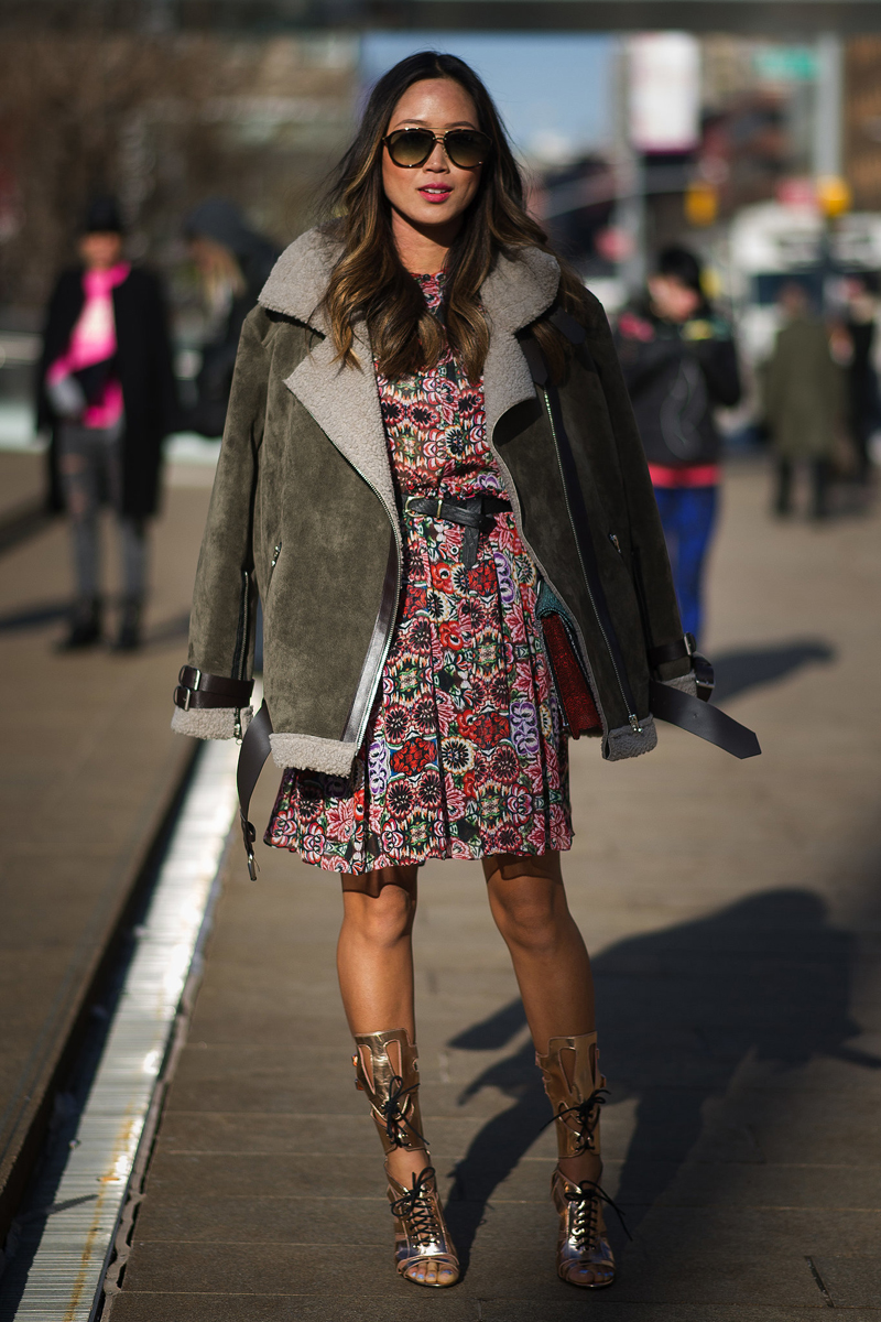 nyfw, fashion week aw14, fashion week street style, nyfw street style (1)