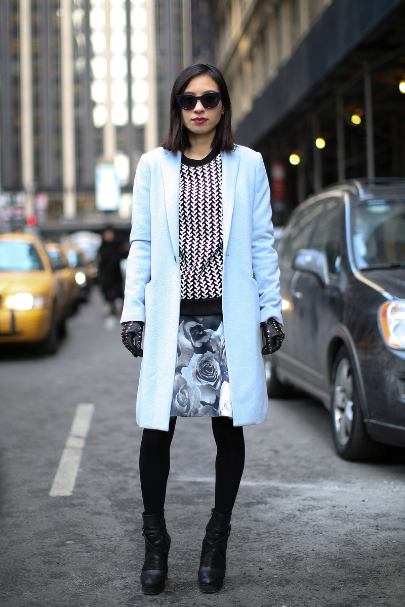 nyfw, fashion week aw14, fashion week street style, nyfw street style (4)