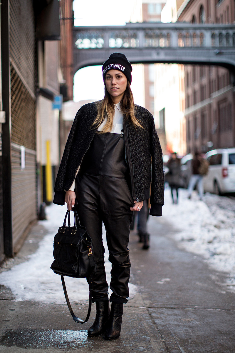 nyfw, fashion week aw14, fashion week street style, nyfw street style (2)