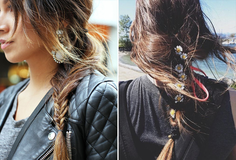 beauty || BRAIDS INSPO